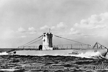 German U-boat