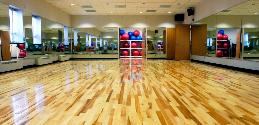 MIT Lincoln Laboratory Employee Benefits - Lexington Gym