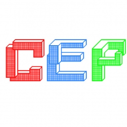 "the letters ""CEP"""
