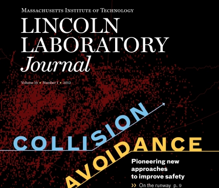 Lincoln Laboratory Journal Volume 19, Number 1