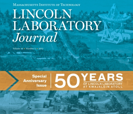 Lincoln Laboratory Journal Volume 19, Number 2