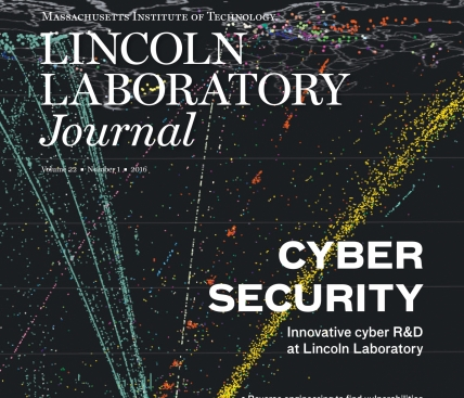 Lincoln Laboratory Journal Volume 22, Number 1