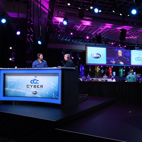 Cyber Grand Challenge Stage