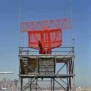 Radar Systems Engineering Course - Image of ASR-9 (Airport Surveillance Radar)