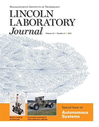 Lincoln Laboratory Journal Volume 22, Number 2