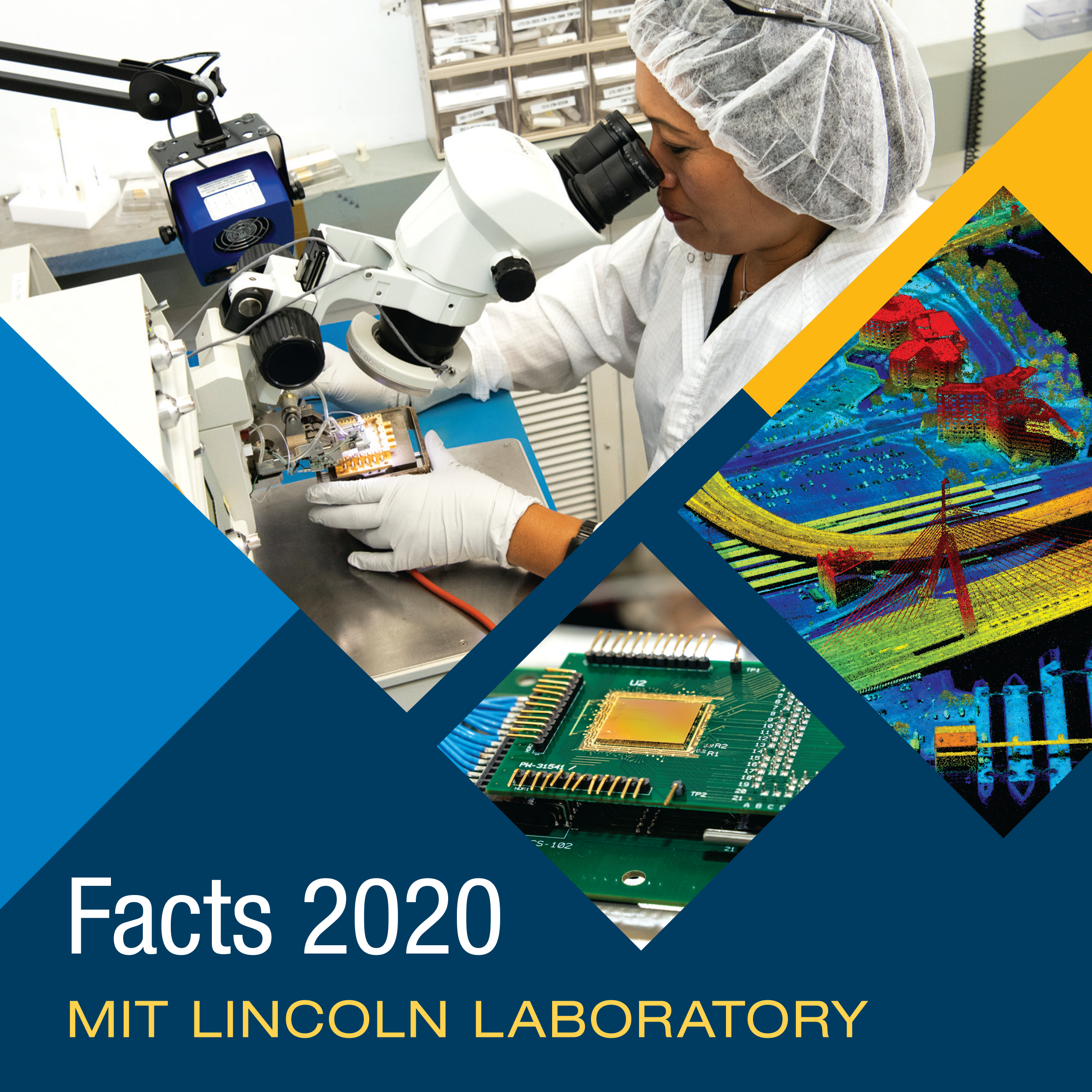 2020 MIT Lincoln Laboratory Facts Book Cover Web Icon