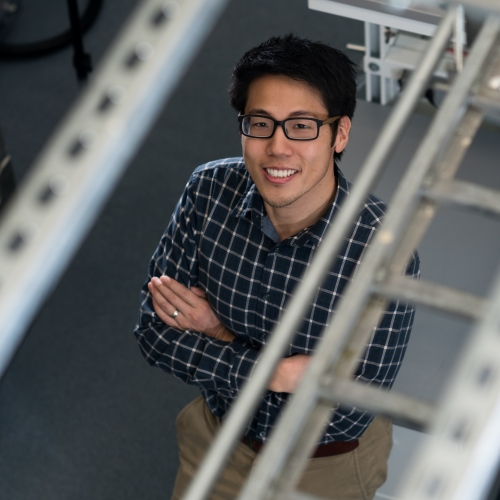 Jeffrey Chou - Photonics Research Scientist