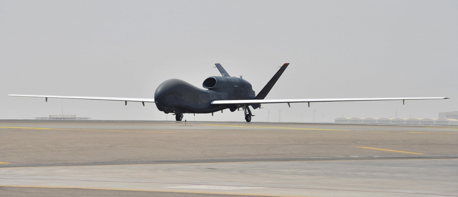 The Global Hawk remotely piloted aircraft is an example of an Air Force ISR asset that is evaluated by the ISR Systems & Architectures Group to understand existing capabilities and future needs.