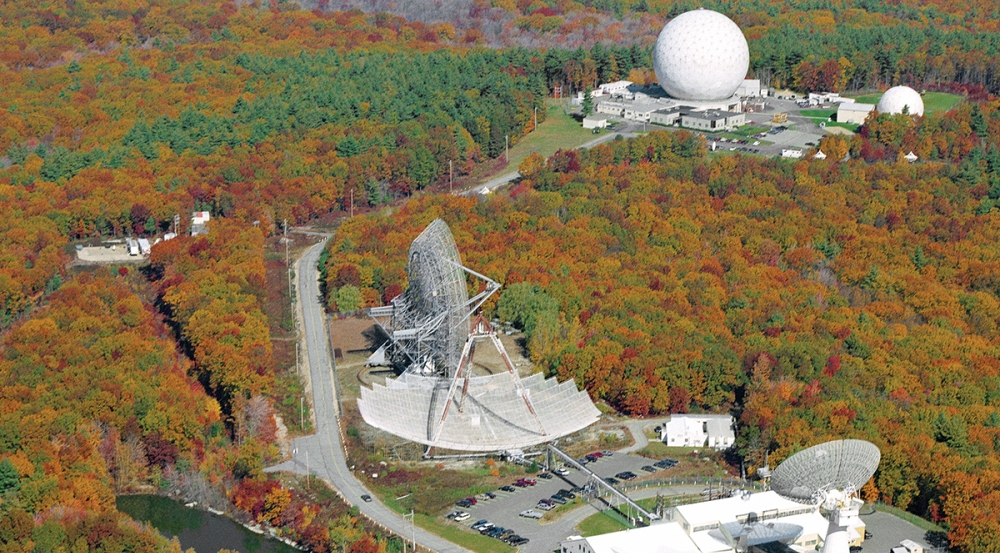 At the Lincoln Space Surveillance Complex in Westford, Massachusetts, Lincoln Laboratory operates three high-power radar systems.