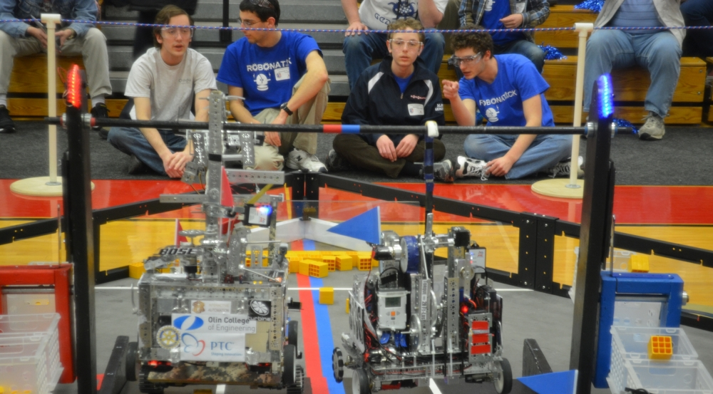 FIRST Technical Challenge (FTC) Robotics | MIT Lincoln