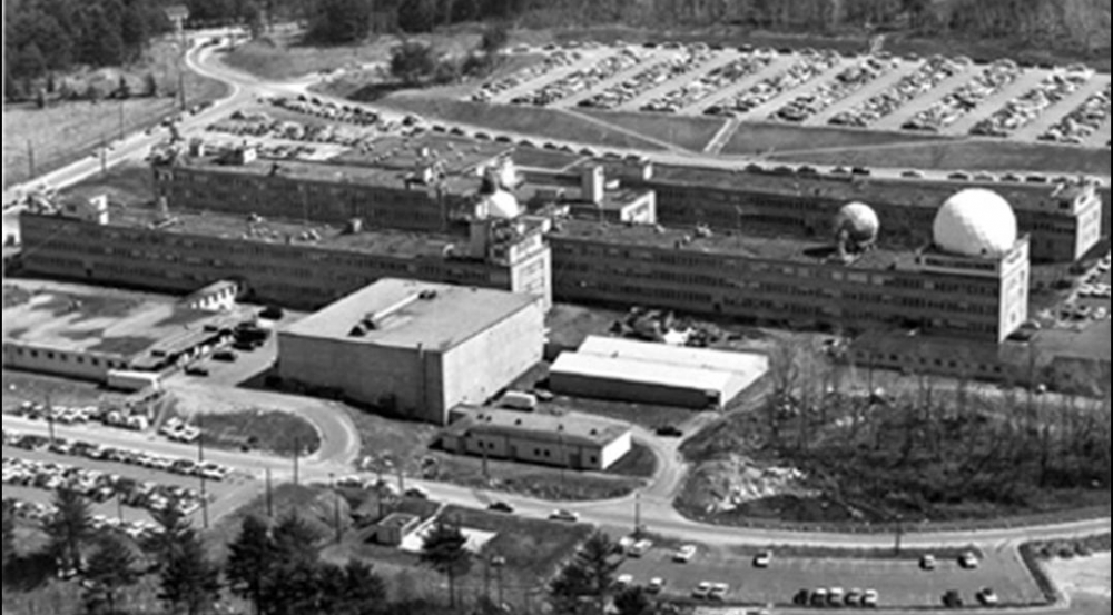 Lincoln Laboratory in 1956.