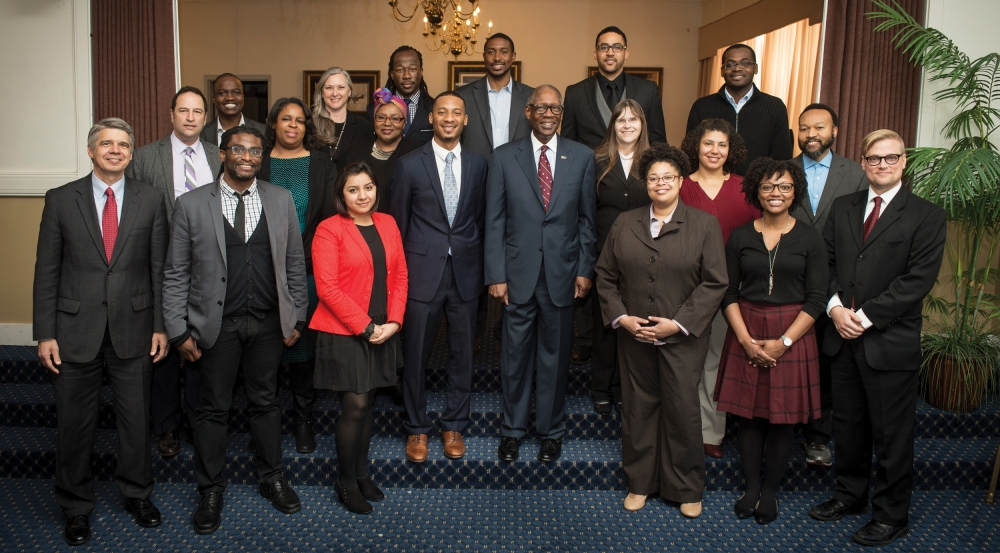 The Annual Martin Luther King, Jr. Luncheon, hosted by LEAN, celebrates the impact that King has had on increasing diversity and inclusion within the technical domain.