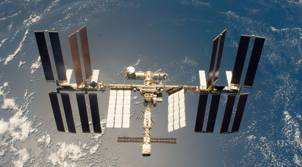 The International Space Station will be outfitted with our ILLUMA-T laser terminal to provide optical communications.