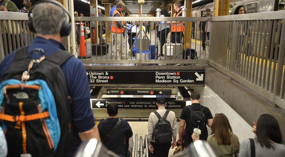 The FOVEA tool is just one of Lincoln Laboratory's efforts to help the Department of Homeland Security Science and Technology Directorate protect public spaces such as subways from attacks.