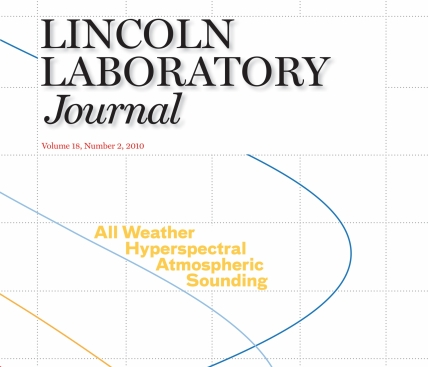 Lincoln Laboratory Journal Volume 18, Number 2