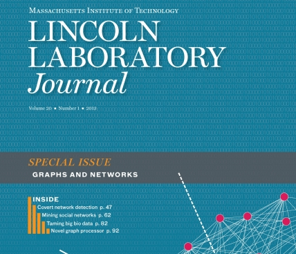 Lincoln Laboratory Journal Volume 20, Number 1