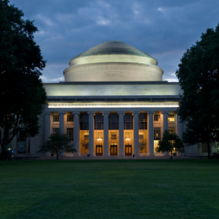 Massachusetts Institute of Technology Dome. Photo: Christopher Harting