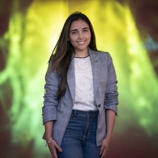Portrait photo of Estefania Bohorquez